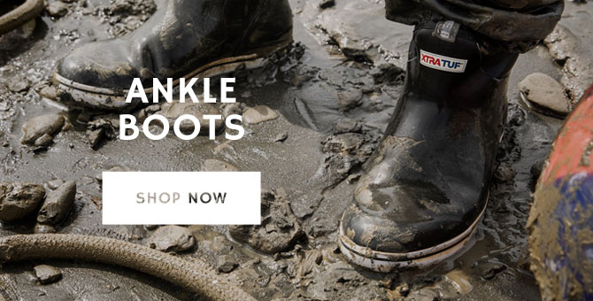 Ankle Deck boots